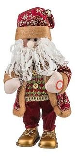 Мягкая игрушка (35 см) Санта 861-001