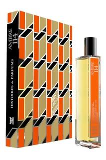 Парфюмерная вода AMBRE 114, 15 ml Histoires De Parfums
