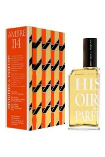 Парфюмерная вода AMBRE 114, 60 ml Histoires De Parfums