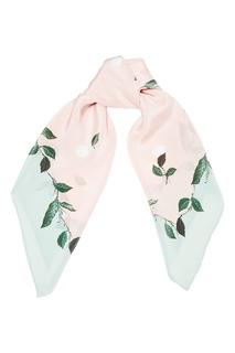Шелковый розовый платок Akhmadullina Dreams