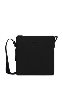 Кожаная черная сумка Furla