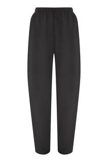 Черные брюки из хлопка Balenciaga