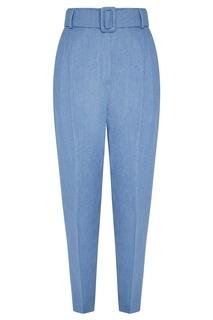 Голубые брюки Alena Akhmadullina