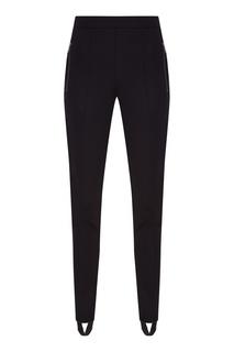 Черные брюки Moncler