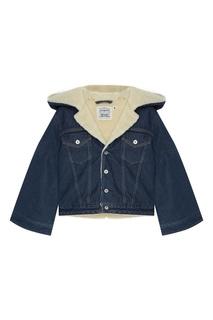 Джинсовая куртка с мехом Levis®