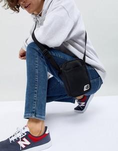 Черная сумка через плечо New Balance 500211-001 - Черный
