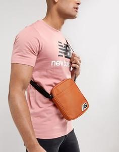 Оранжевая сумка через плечо New Balance 500211-807 - Оранжевый