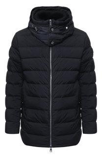 Пуховая куртка Mathieu на молнии с капюшоном Moncler