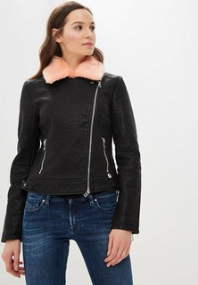 Куртка кожаная Met