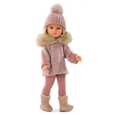 Кукла Llorens Оливия в розовом, 37 см
