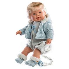 Кукла Llorens Нико 48 см, со звуком