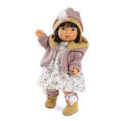 Кукла Llorens Валерия азиатка, 28 см