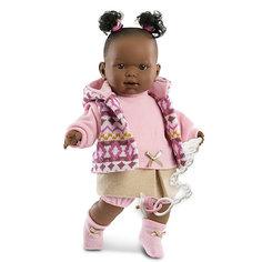 Кукла Llorens Николь 42 см, со звуком