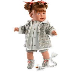 Кукла Llorens Амелия 42 см, со звуком