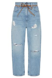 Голубые джинсы LMC Barrel Levis®
