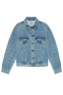 Голубая куртка из денима Levis®