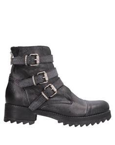 Полусапоги и высокие ботинки Lea Gu