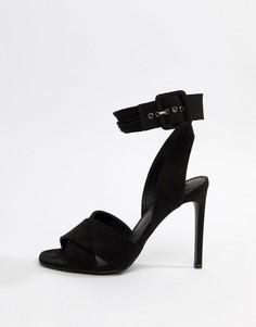 Босоножки на высоком каблуке Blink - Черный