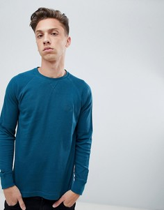 Легкий свитер с круглым вырезом Tokyo Laundry - Синий