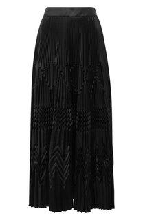 Плиссированная юбка-миди Givenchy