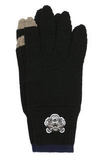Шерстяные перчатки Kenzo