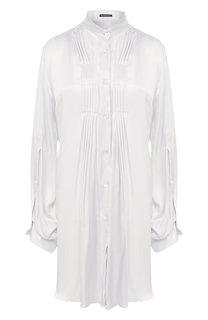 5fec8302ec5 Купить женские блузки свободного кроя в интернет-магазине Lookbuck ...