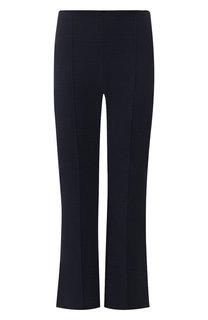 Укороченные расклешенные брюки со стрелками Sonia Rykiel