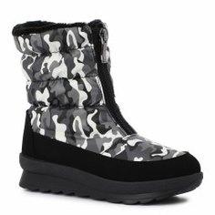 Ботинки JOG DOG 01205 черный