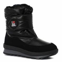 Ботинки JOG DOG 01215R черный