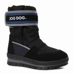 Ботинки JOG DOG 13004R черный