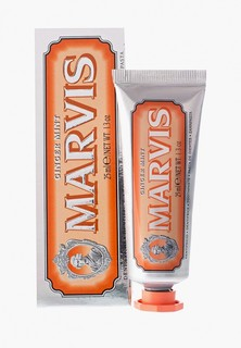 Зубная паста Marvis
