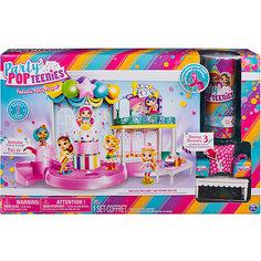 """Игровой набор Spin Master """"Party Popteenies"""", вечеринка"""