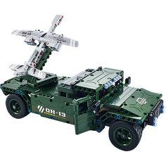 """Конструктор электромеханический """"UAV Carrier"""", 506 деталей, QiHui"""