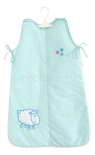 Спальный мешок для новорожденных (75 см) Белые кудряшки ФЕЯ