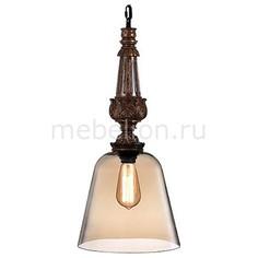 Подвесной светильник DECO SP1 A AMBER Crystal lux