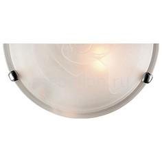 Накладной светильник Duna 053 хром Sonex