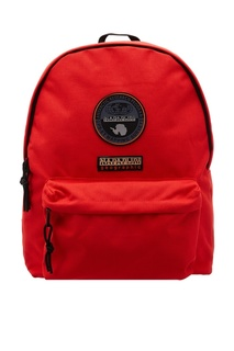 Красный текстильный рюкзак Napapijri