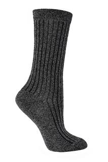 Серебристые носки Lulu Isabel Marant