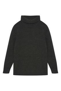 Зеленый свитер Tryyt