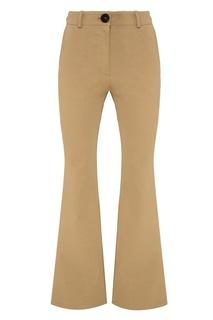 Расклешенные брюки Kuraga