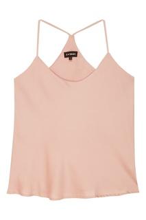 Розовый топ в бельевом стиле T Skirt