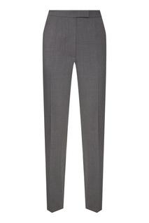 Серые брюки с защипами на талии 404 NOT Found |