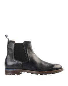 Полусапоги и высокие ботинки Snobs