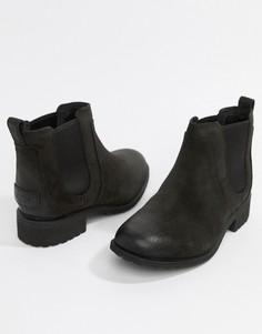 Черные ботинки челси Ugg Bonham - Черный