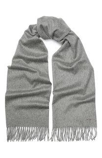 Кашемировый шарф Grande Unita с бахромой Loro Piana