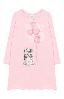 Хлопковая сорочка Sanetta