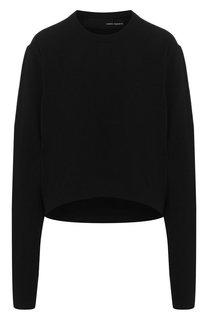 Вязаный пуловер с круглым вырезом Isabel Benenato