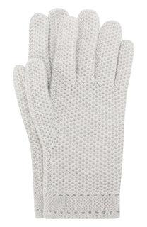 Вязаные перчатки из кашемира Inverni