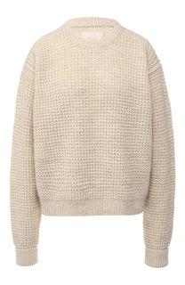 Вязаный пуловер со спущенным рукавом Zadig&Voltaire