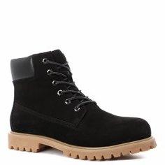 Ботинки MASSIMO SANTINI 7W6251000 черный